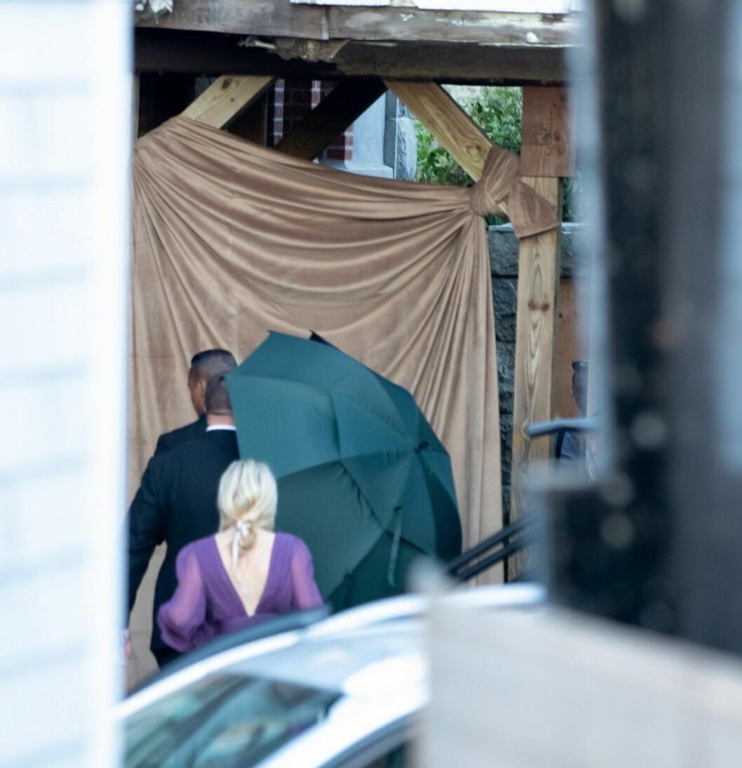 Jennifer Lawrence bröllop.