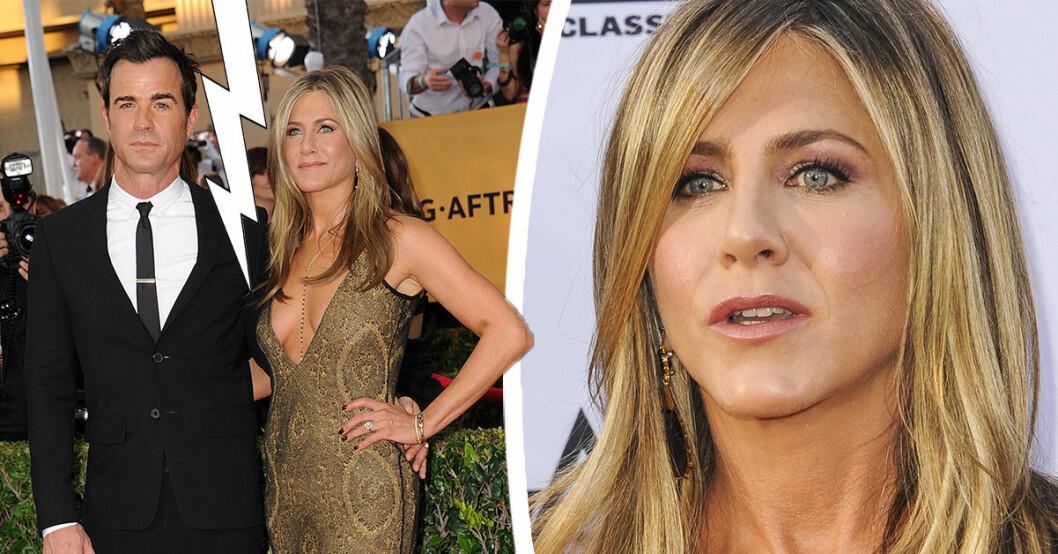 Därför skaffade Jennifer Aniston och Justin Theruox inte barn