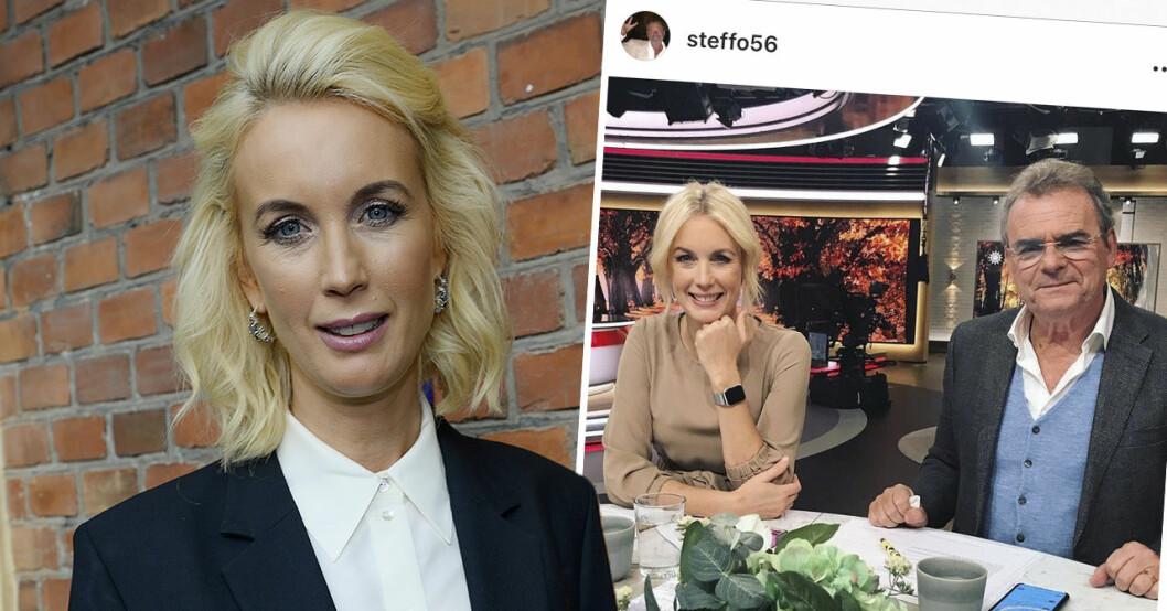 Jenny Strömstedt och Steffo Törnquist