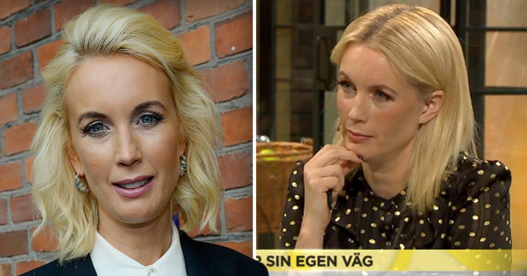 Jenny Strömstedt i Nyhetsmorgon