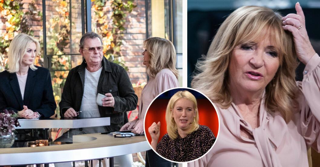 Jenny Strömstedt miss i SVT om Malou von Sivers