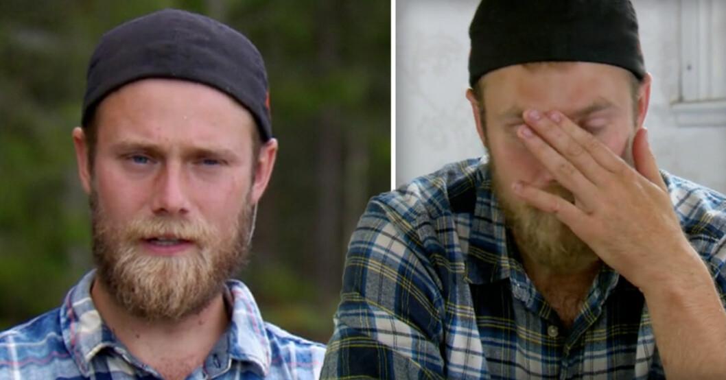 Jens Rönnqvist i Farmen 2020