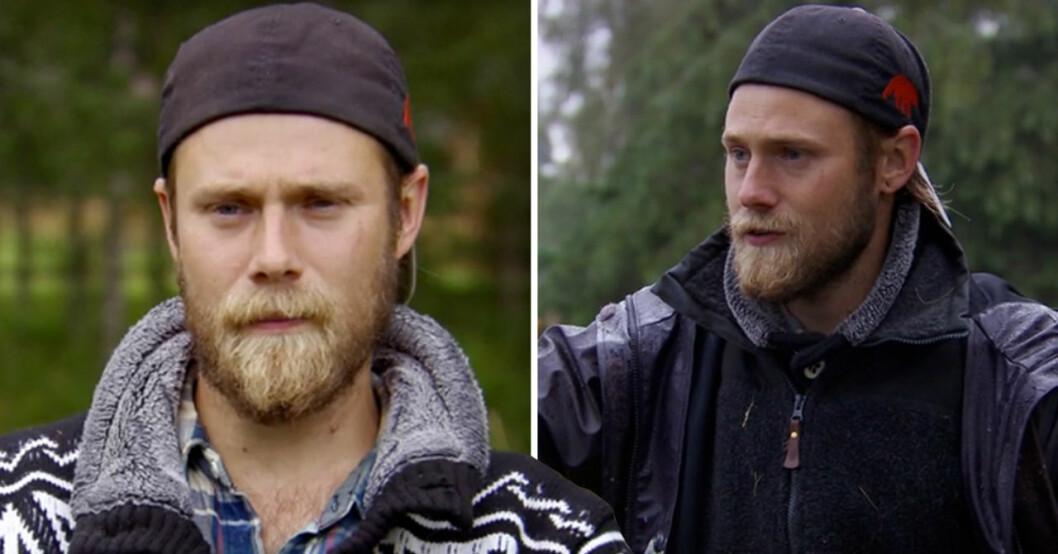 Jens Rönnqvist i Farmen