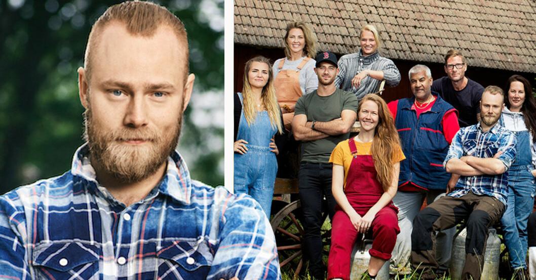 Jens Rönnqvist kritik mot TV4 efter Farmen 2020
