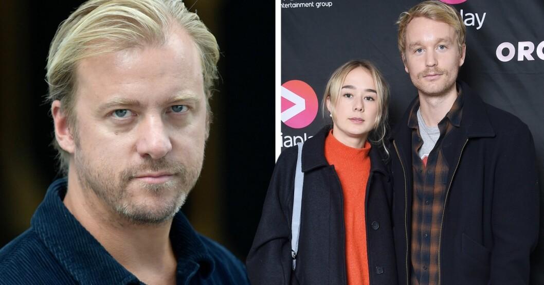 Jerka Johanssons nya serie Alla utom vi