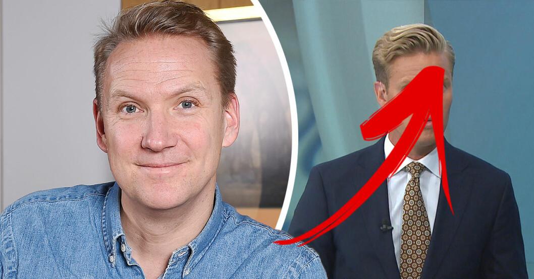 Martin Järborg ersätter Jesper Börjesson i TV4 Nyhetsmorgon