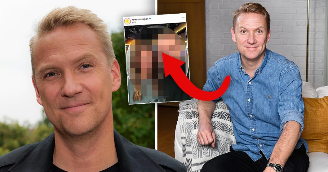 Jesper Börjesson i Nyhetsmorgon