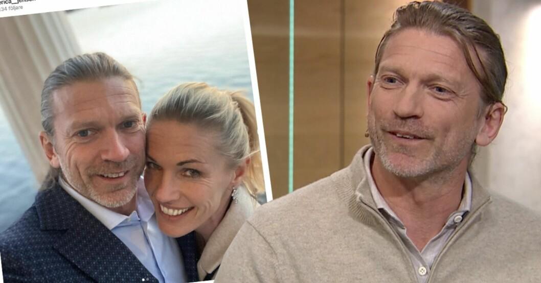 Jesper Blomqvist & Erica Jensen