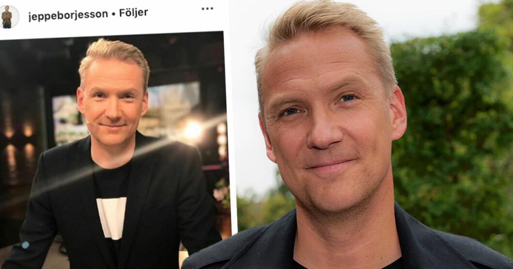 Jesper börjesson slutar på TV4 och Nyhetsmorgon