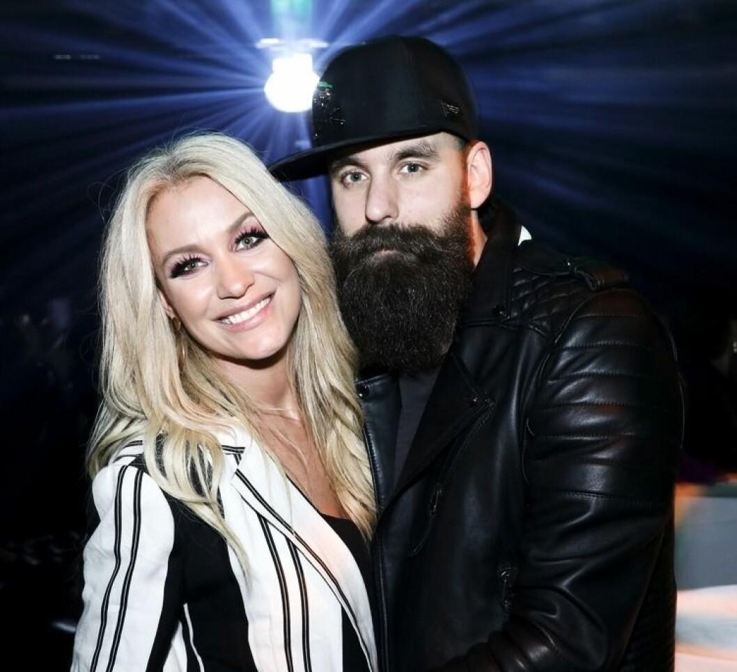 Jessica Andersson och Johan Malm