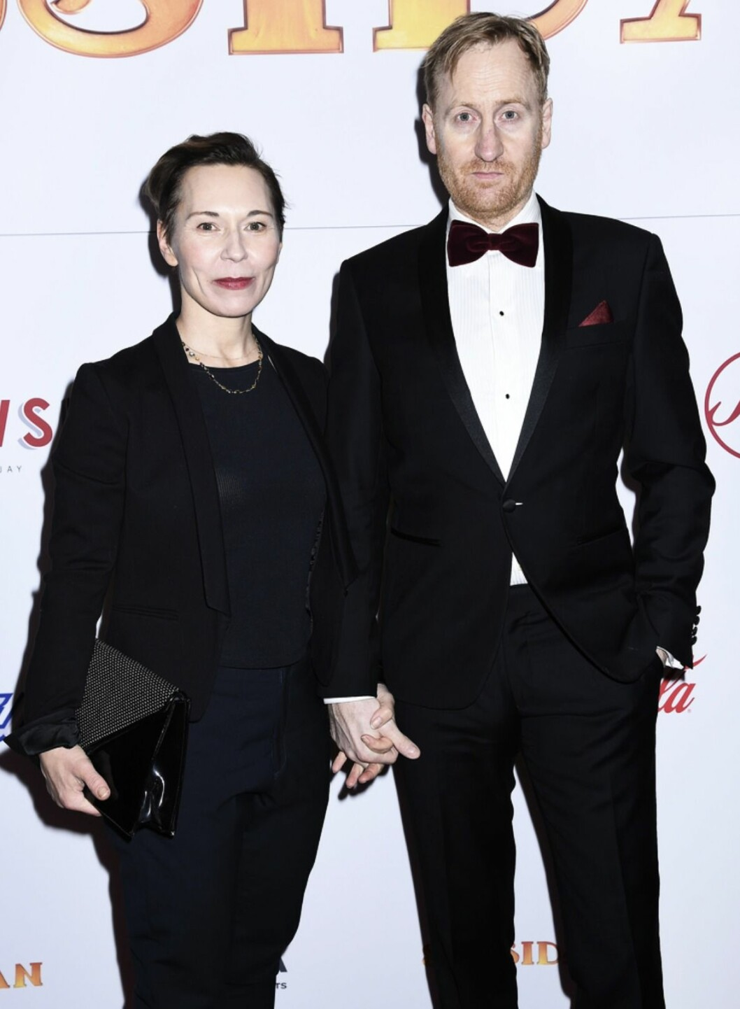Gustaf Hammarsten och Jessica Liedberg