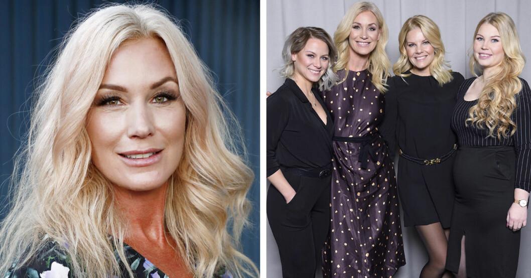 Jessica Andersson ställde krav på TV3 inför nya säsongen av Ensam mamma söker.