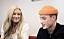 Jessica Andersson och sonen Liam Erixon