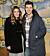 Jessica Wahlgren och Linus Wahlgren på röda mattan när de var ett par