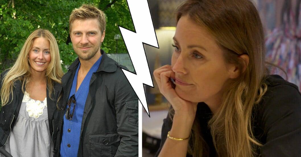 Jessica Wahlgren bryter tystnaden om yngre kärleken – efter skilsmässan från Linus