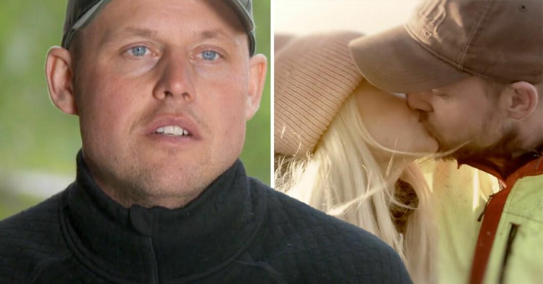 Jimmy Olofsson och Emelie Åström.