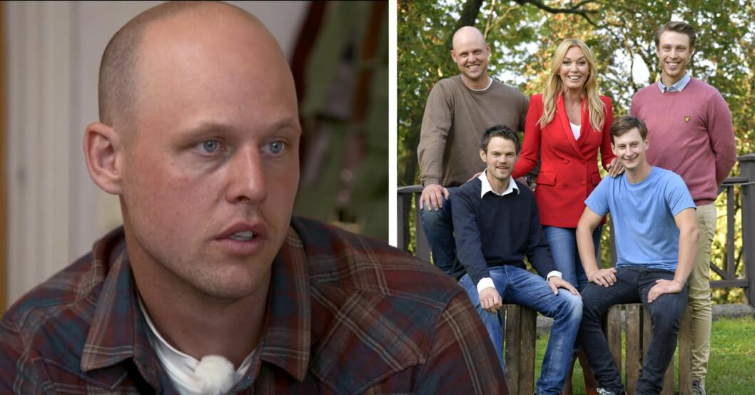 TV4-tittarnas dom mot Jimmy Olssons kärleksjakt i Bonde söker fru 2019.