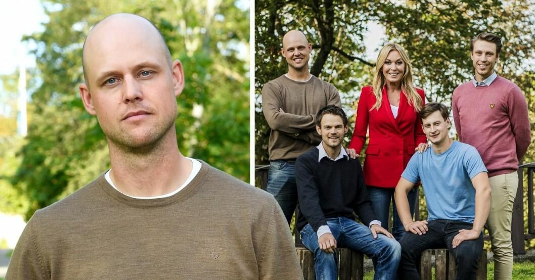 Jimmy Olofsson Bonde söker fru 2019