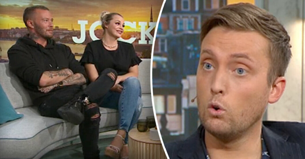 Joakim och Jonna Lundell i Efter fem