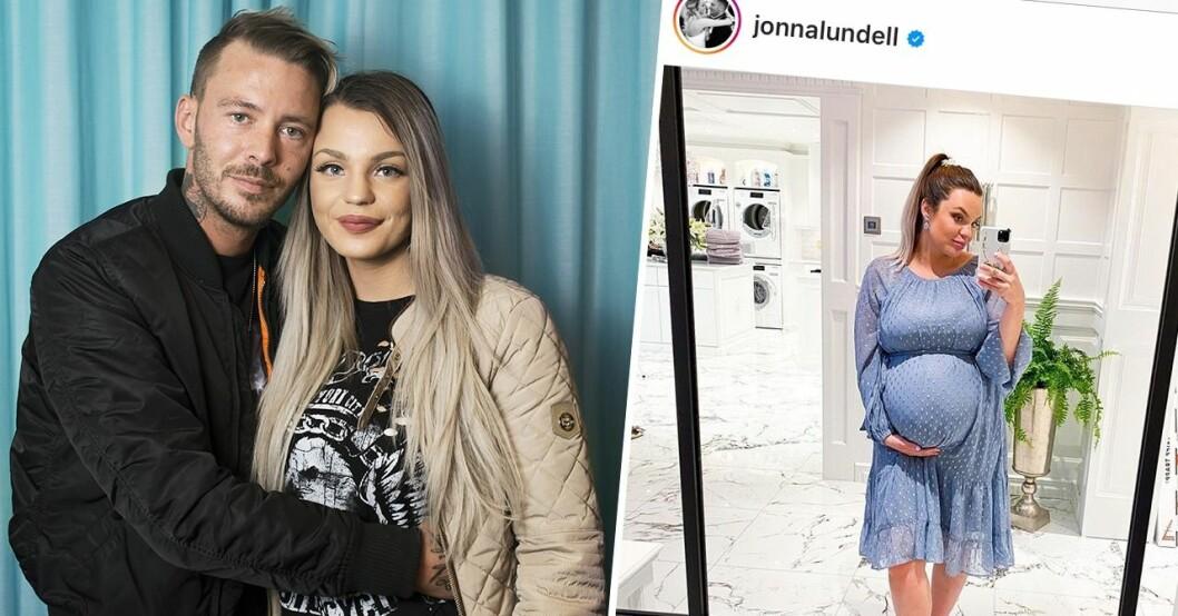 Joakim och Jonna Lundell