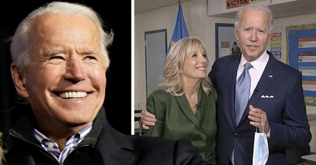 Joe och Jill Biden