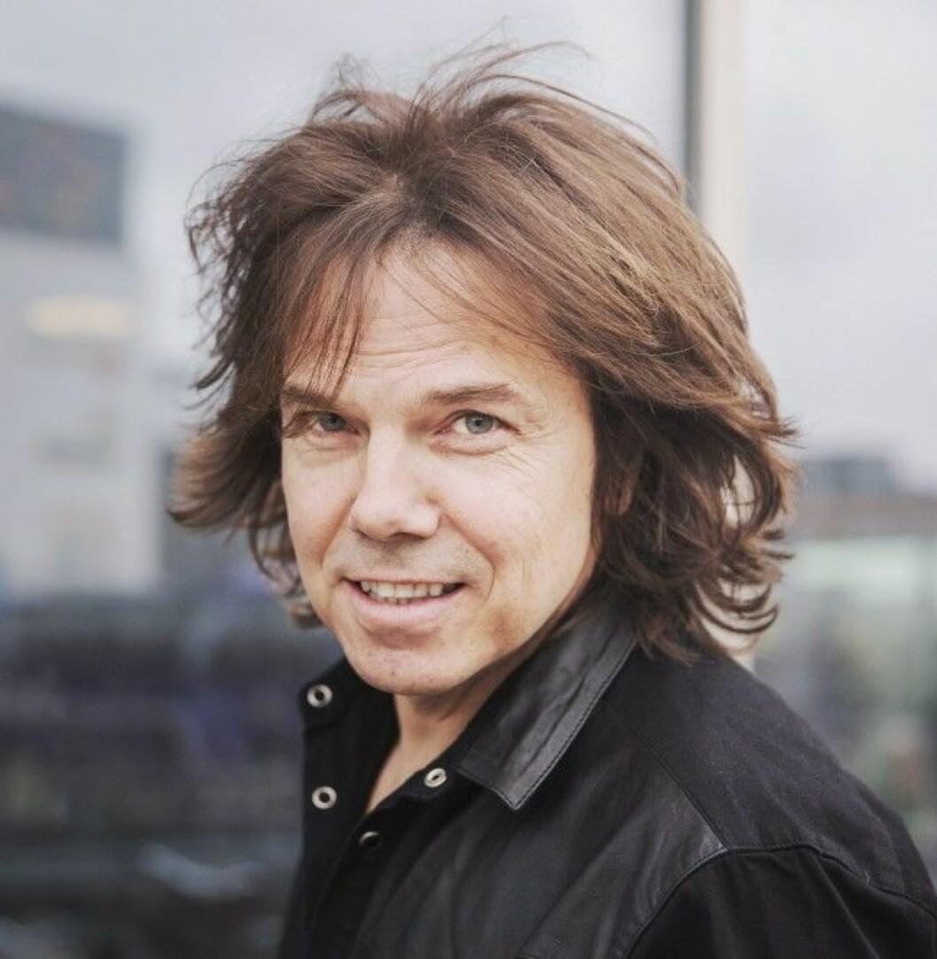 """Europe"". Joakim Larsson ""Joey Tempest"", sångare Sverige, 2015-02-23 (c) OLSSON WIKDAHL EBBA / Aftonbladet / IBL Bildbyrå * * * EXPRESSEN OUT * * * AFTONBLADET / 85739"