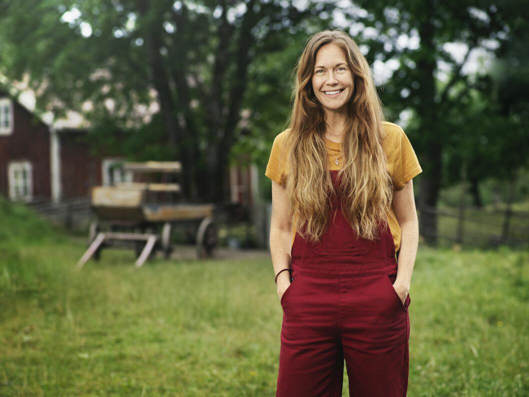 Farmen-deltagaren Johanna Ågren