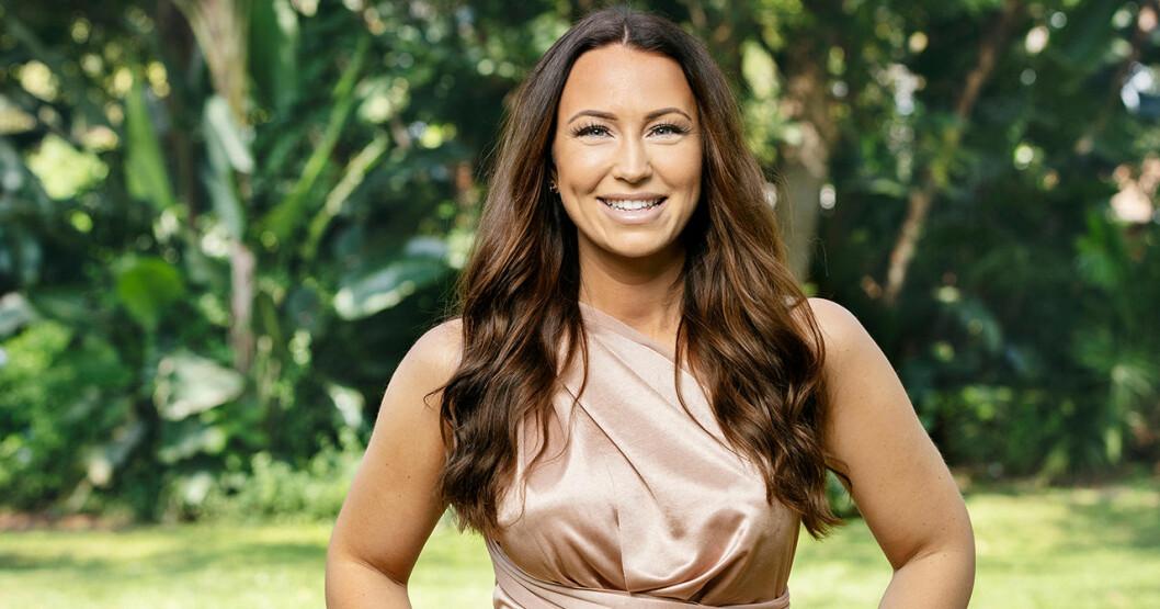 Johanna Ohlsson i Bachelor 2019.