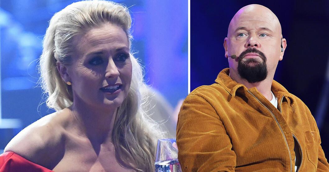 Johanna Lind Bagge och Anders Bagge