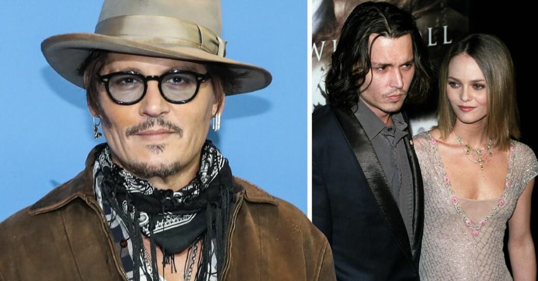 Johnny Depps två barn har vuxit upp – så ser de ut idag