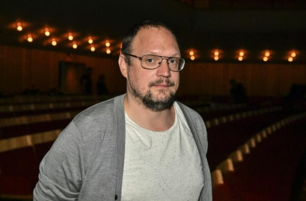 Komikern Jonatan Unge