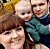 Trudie, Joshua och Andy