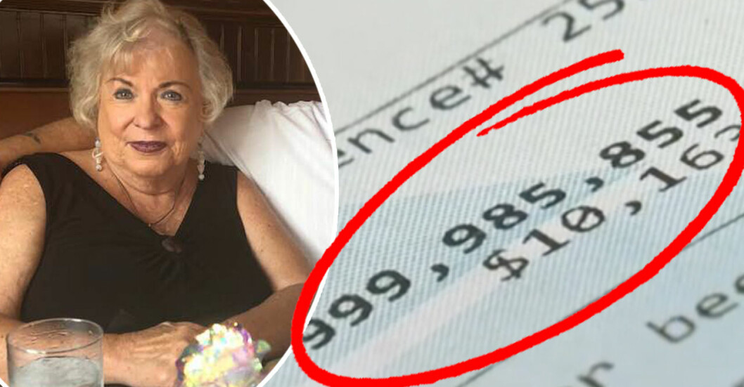 Julia Yonokowski trodde inte sina ögon när hon såg saldot från bankomaten hon precis använt.
