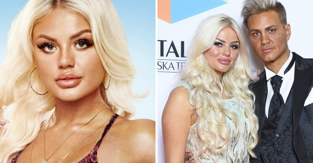 Julia Markham är aktuell i en ny säsong i Ex on the beach på Kanal 5 och berättar om relationen med exet Robin Johansson idag