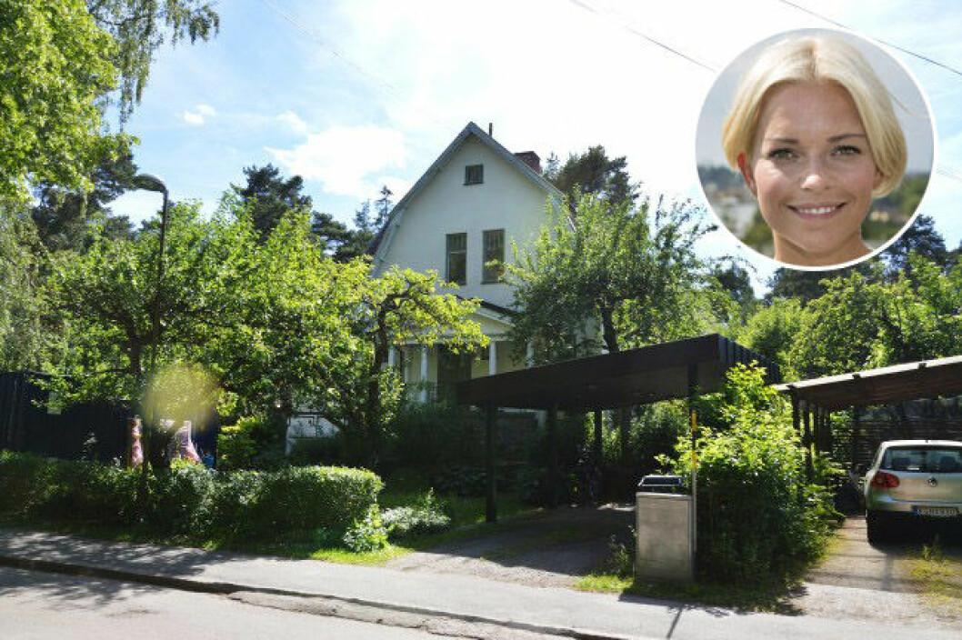 Kändishus Petra Marklund