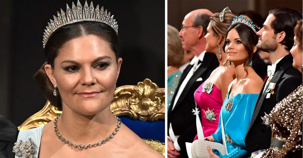 Okända kaoset under Nobelfesten 2019 – olyckan som ingen såg