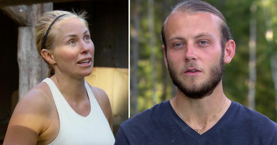 Karin Ström, Philip Albinsson