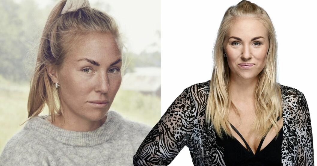 Karin Ström är med i Farmen 2021