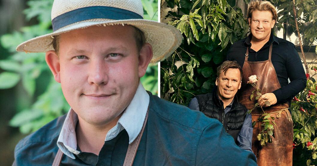 Karl Fredrik Gustafsson och TV4.