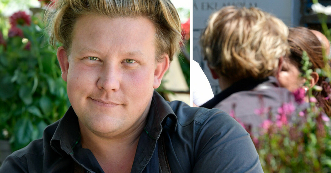 Karl Fredrik Gustafsson.