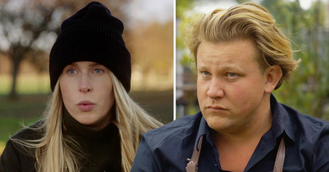Karl Fredrik Gustafsson och Caroline Kejbert