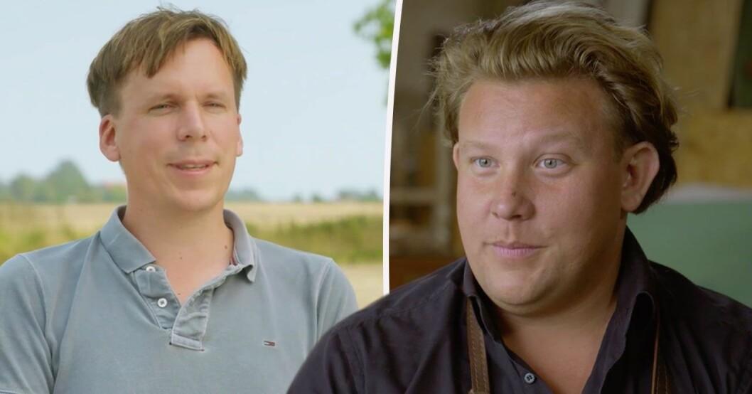 Karl Fredrik Gustafsson om svartsjukan i relationen med Petter