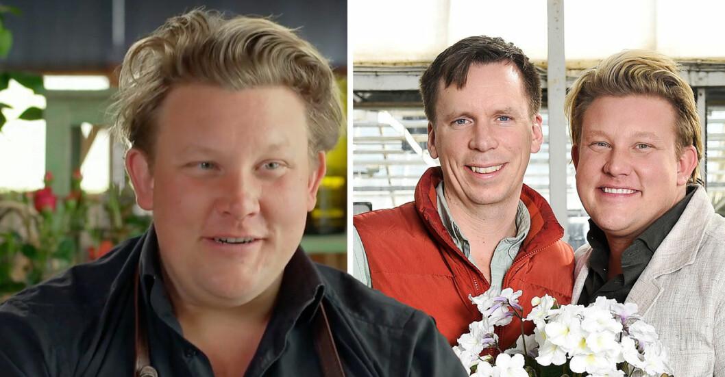 Karl Fredrik Gustafsson och Petter Kjellén