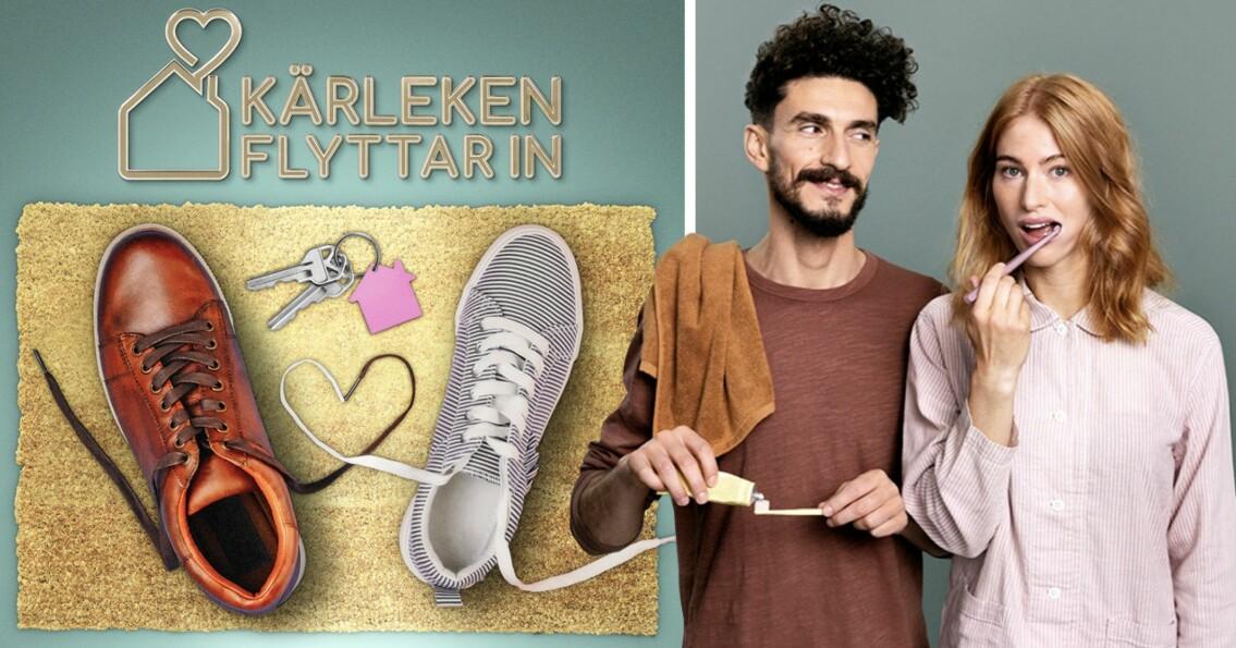 Kärleken flyttar in på TV4
