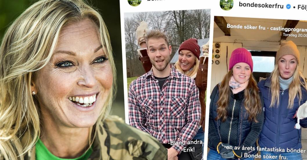 Tittarna jublar över Linda Lindorffs nya kärleksavslöjande – efter Bonde söker fru