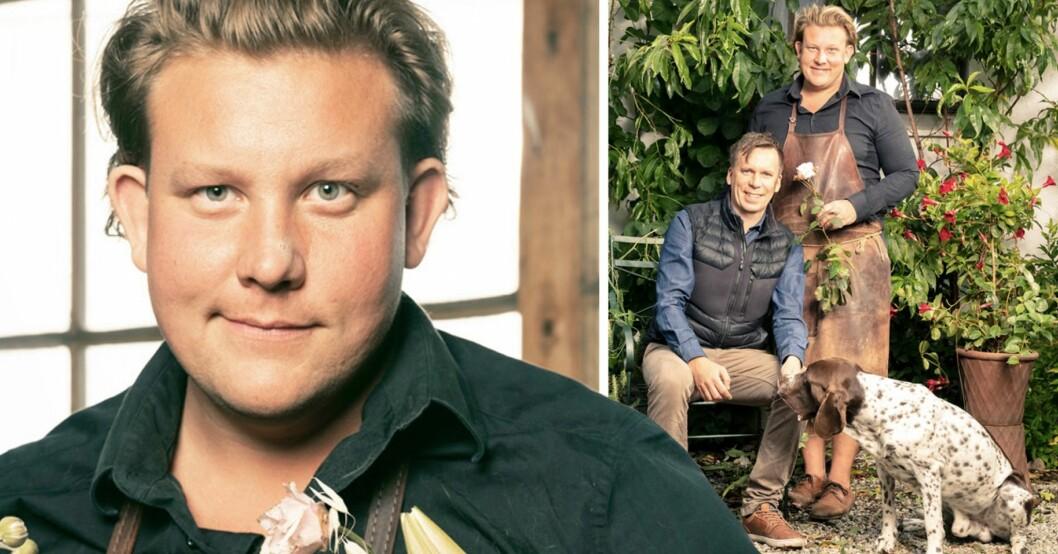 TV4:s glädjebesked om Karl Fredrik på Österlens framtid