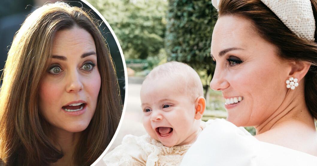 Kate Middletons mammaledighet stoppas efter bara fem månader från att sonen Louis föddes i april 2018.