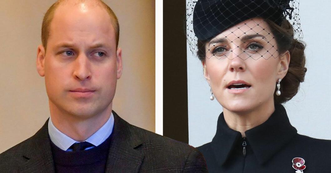 Prins William och Kate Middleton
