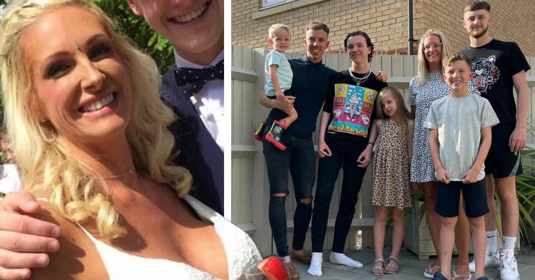 Kate och familjen