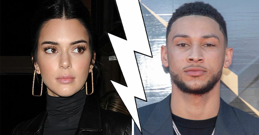 Kendall Jenner och Ben Simmons kommer aldrig att bli ett par trots att de dejtat sedan en tid tillbaka, hävdar nu källor.